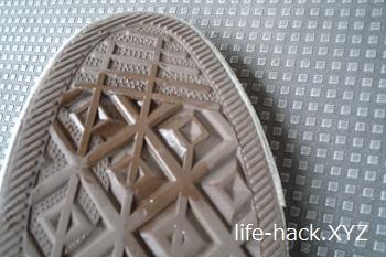 靴底 ガム オイル