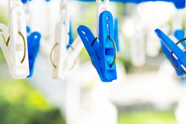 洗濯 パフ 乾燥