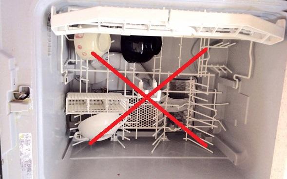 木のまな板食洗機に入れない