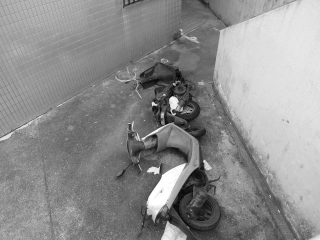 放置バイクの処分方法は?私有地ではどう対処する