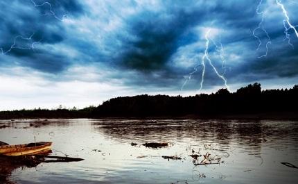 落雷の確率は?木の近くの雨宿りは危険