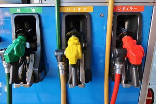 ガソリンのレギュラー・ハイオク・軽油の違い!オクタン価とは?