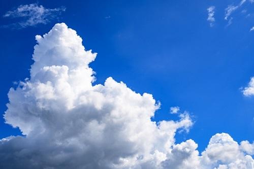 積乱雲のでき方!メカニズムを紹介